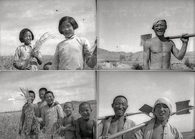 Gao Liang, The People Who Got Land [O povo que conseguiu a terra], Junho de 1948