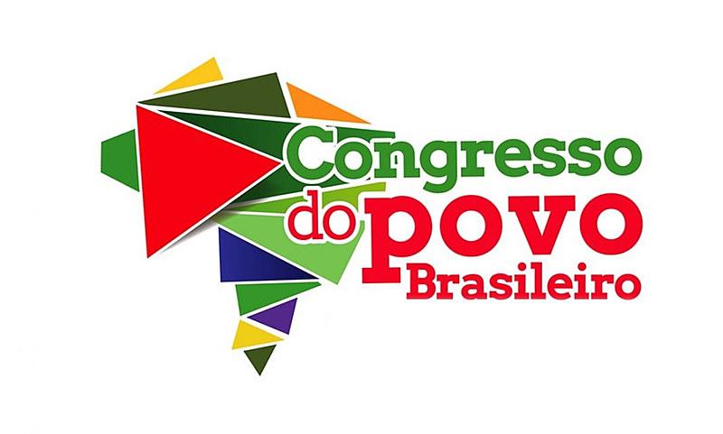 Movimentos organizam programa de reformas populares para o país no Congresso do Povo