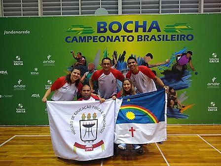 Campeonato aconteceu no Centro de Treinamento Paralímpico Brasileiro, em São Paulo (SP)