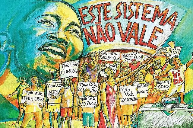 Manifestação popular ocorre em todo o Brasil no dia 7 de setembro