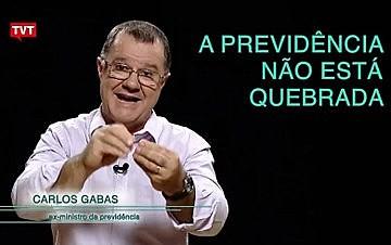 """""""O que precisa é cobrar os devedores, acabar com sonegação e renúncias fiscais"""", diz Gabas"""