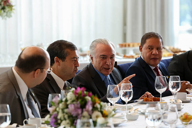 Café da manhã com a Convenção Geral das Assembleias de Deus no Brasil – CGADB