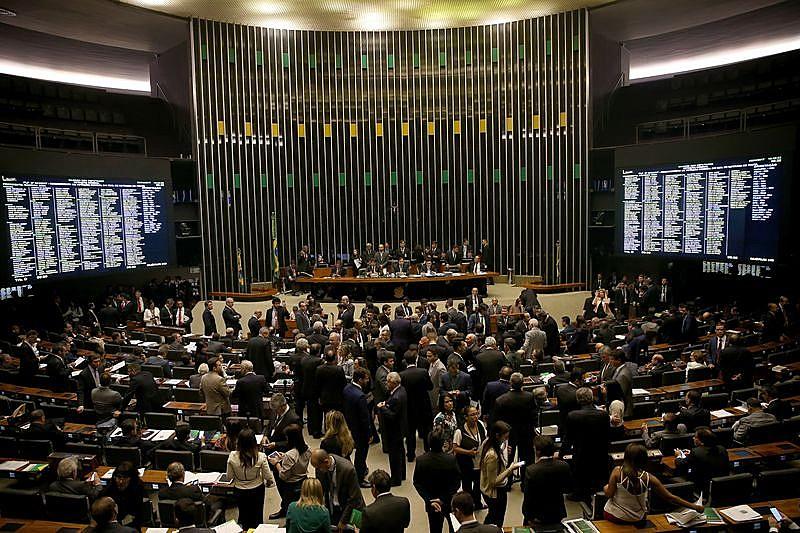 Tudo indica que 2017 não será um ano fácil nem para a Câmara dos Deputados (foto) nem para o Senado