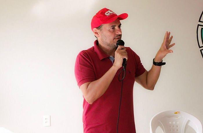 Presidente da Federação dos Trabalhadores em Administração Pública Municipal do Rio Grande do Norte (Fetam/RN) Francisco de Assis