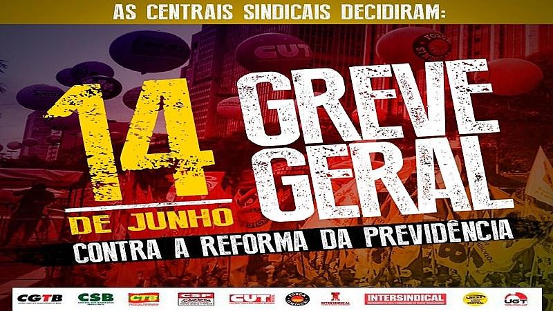 A greve geral se caracteriza como um movimento das diversas categorias para a defesa de interesses profissionais, econômicos e sociais.