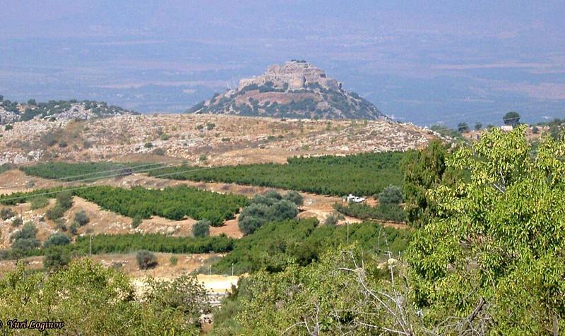 Estados Unidos reconheceu formalmente a soberania israelense nas colinas de Golã na segunda-feira (23)