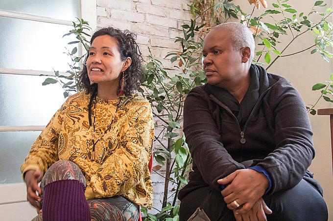 Alice Martins e Heloisa Helena Oliveira de Oliveira iniciam série de entrevistas sobre o tema da moradia em Porto Alegre