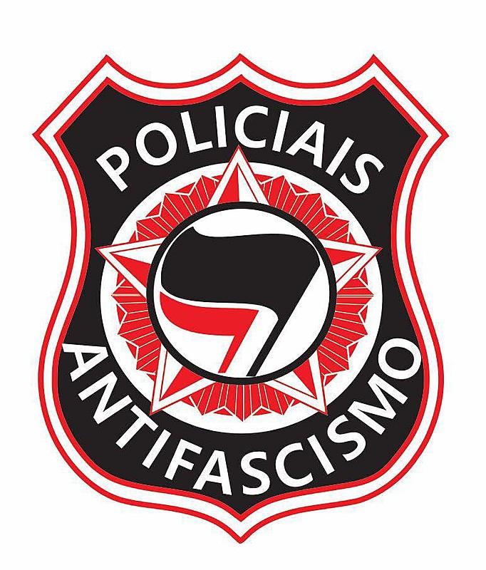 Policiais dizem não ao ódio e à intolerância e criam grupo antifascismo.