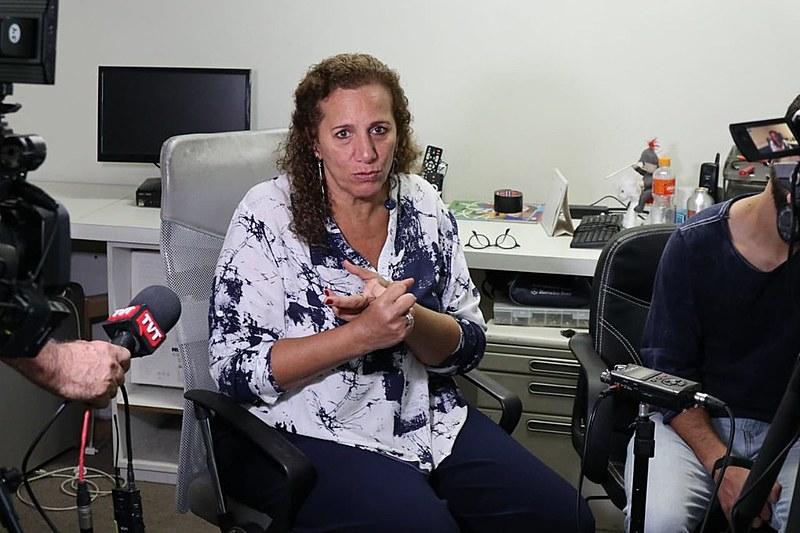 """Ilegalidades expostas em conversas de Sérgio Moro e procuradores da Lava-Jato são """"uma questão democrática"""" para a deputada federal"""