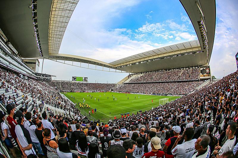 Jogo contra o Fluminense ocorre neste domingo (08) na Arena Corinthians, em Itaquera, às 16 horas