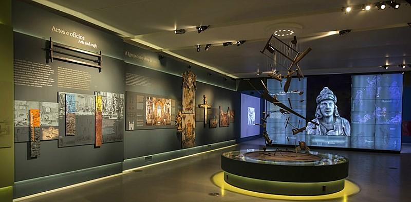 Segundo dados do Ibram, Brasil possui mais de 3700 museus, sendo 65% deles públicos, entre os quais 456 são federais