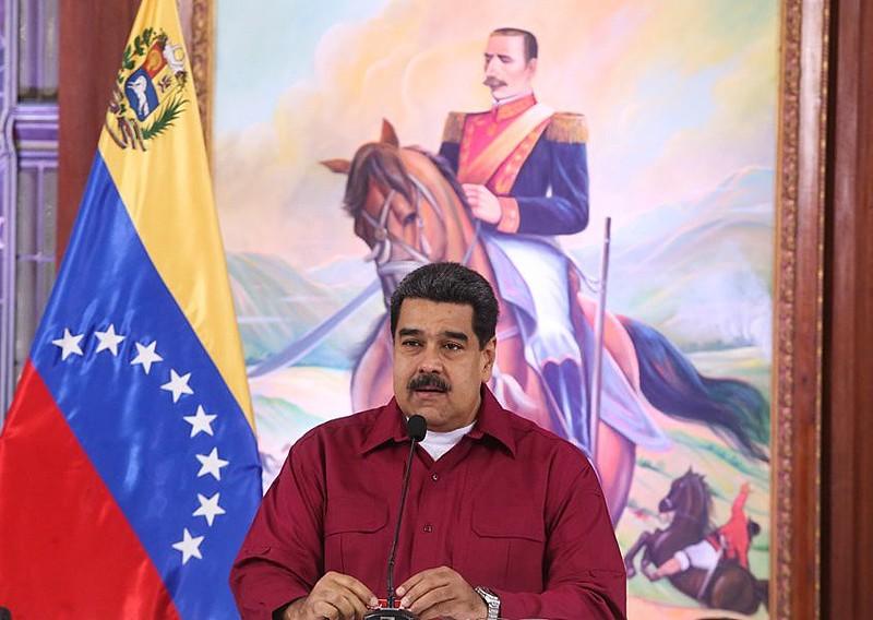 Maduro afirmou que apagão em Caracas foi causado por sabotagem, que provocou o bloqueio do fornecimento de eletricidade